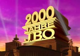 "J.B.O. ""2000 Jahre"" DVD cover 3D scene"