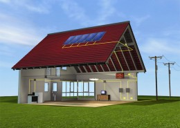 AEG Solar Powered Home 02