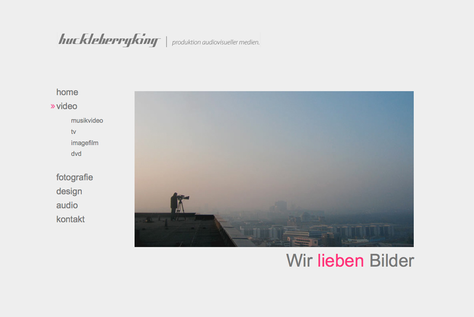 HBK Website 2009 01