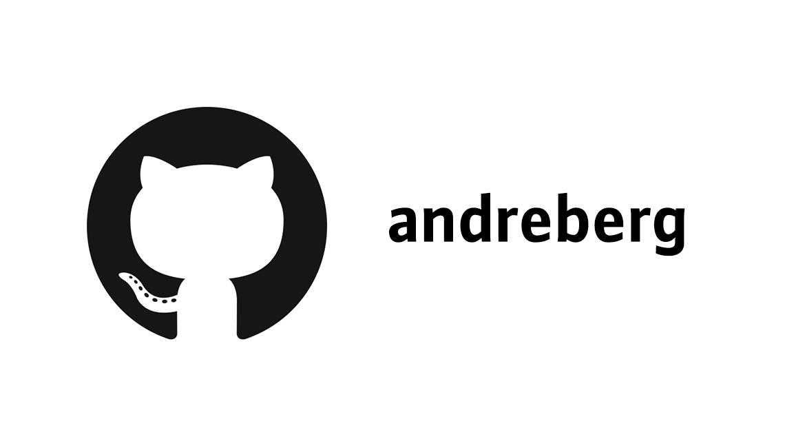 GitHub andreberg thumbnail